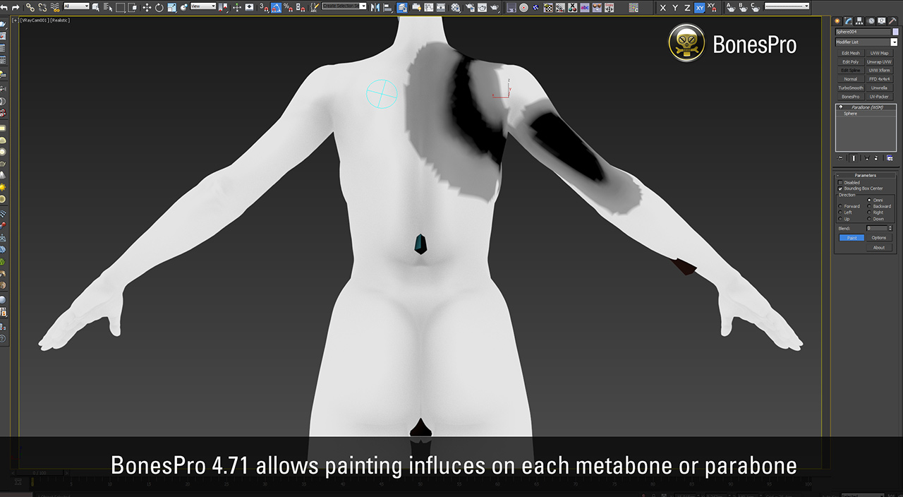 BonesPro 4.71 Screenshot