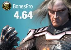 BonesPro 4.64 dual quaternion Release