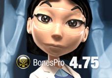 BonesPro 4.75